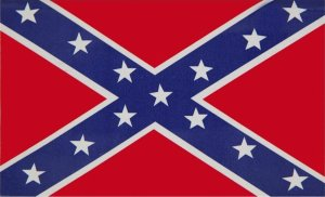 confederate flag - b