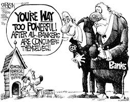 GOP, Bankers, Consumer Financial Protection Bureau